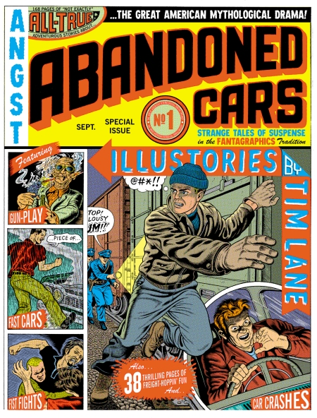ABANDONED CARS PAPERBACK150