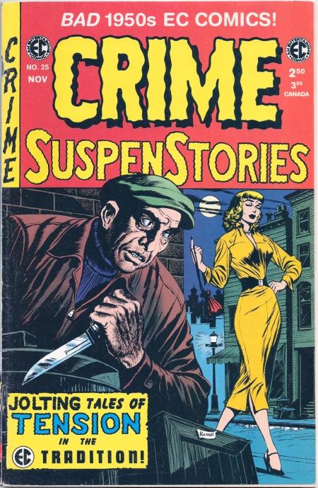 crime suspense